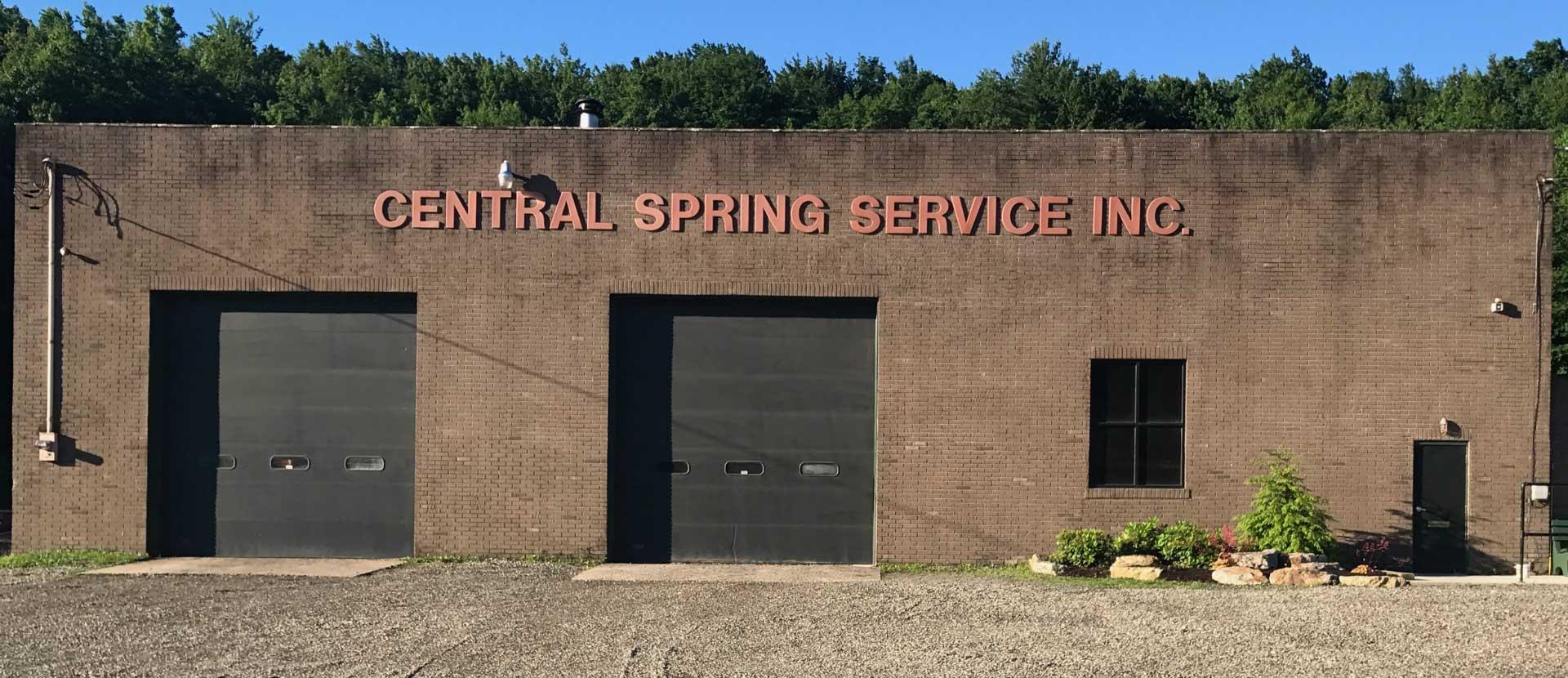 central spring service shop