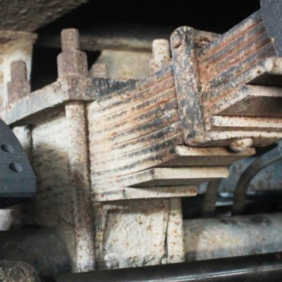 The Basics of Leaf Springs