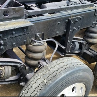critical parts of truck equipment