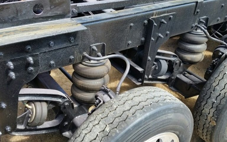 critical parts of truck equipment